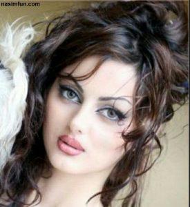 مه لقا جابری زیباترین دختر ایرانی+عکس و بیگرافی