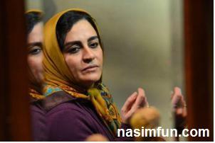 اعتراض مریلا زارعی به سانسور شدن تصویرش درتلویزیون!!+عکس