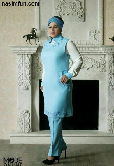 لباس پیشنهادی برای کاروان ایران در المپیک ریو که رد شد + عکس