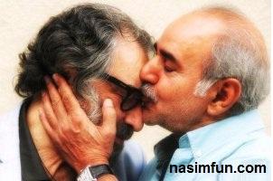 دل نوشته ی زبیای پرویز پرستویی برای تبریک روز تولد مسعود کیمیایی
