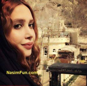 سارا باهنر بازیگر سریال زمانه به شبکه ماهواره ای جم پیوست+عکس