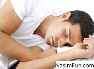 بهترین حالت برای خوابیدن