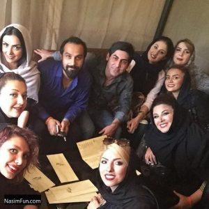 خوانندگی شهره سلطانی در یک کافه