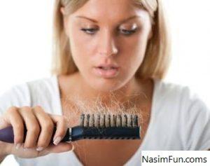 پایان ریزش مو با مواد غذایی