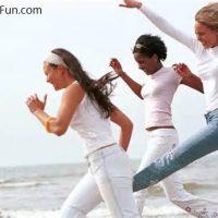 حرکات ورزشی بی خطر در دوران پریود و قاعدگی