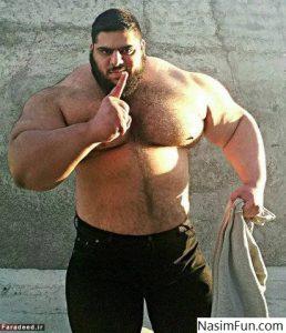 سجاد غریبی،هالک ایرانی