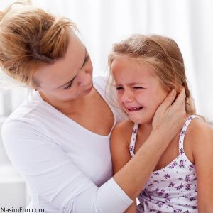 وابستگی شدید کودک به مادر