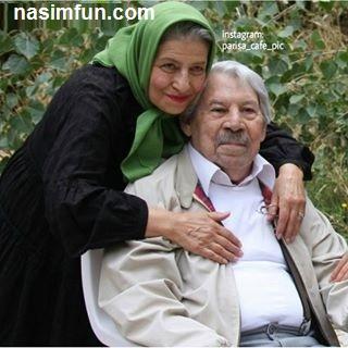 عکس های عاشقانه ی داوود رشیدی و همسرش!!!