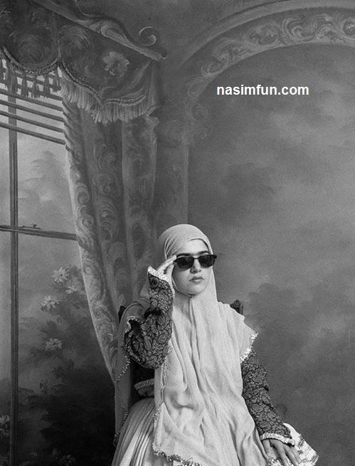 دخترهای خوشگل و زیبای ۱۰۰ سال پیش ایرانی + عکس