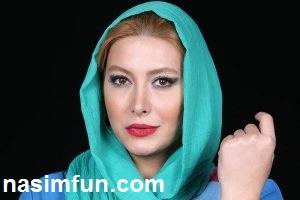 بازیگر زن کشورمان برای سالن زیبایی و آرایشی دوستش تبلیغ می کند!+عکس