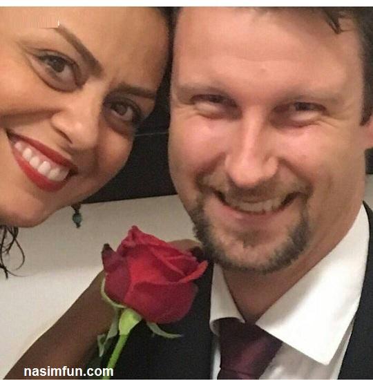 عروسی شبنم فرشادجو و عکس شوهر شبنم فرشادجو+عکس