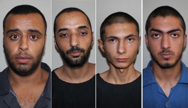 حمله وحشیانه 4 پسر جوان خشن به زن جوانی در روز روشن!!+عکس