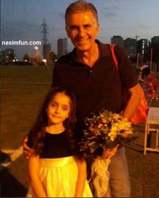 دختر ایرانی عاشق کی روش لقب پرنسس گرفت!!!+عکس