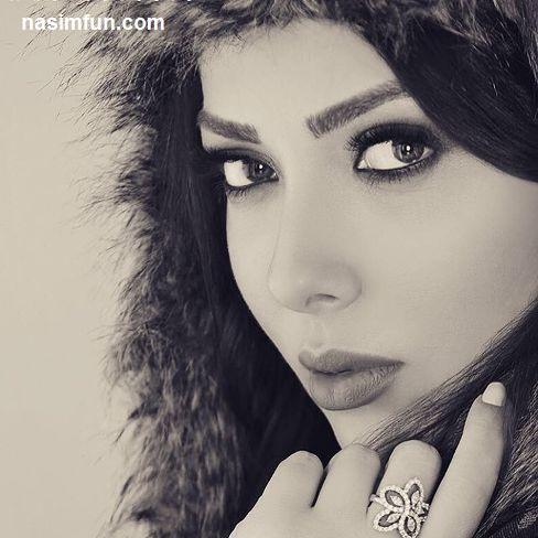 سورپرایز لیلا اوتادی با طراحی از چهره اش !!!+ عکس
