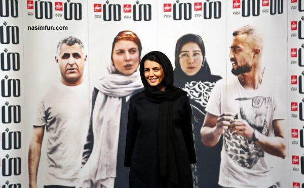 عکس های جدید لیلا حاتمی و مادرش در اکران خصوصی فیلم من
