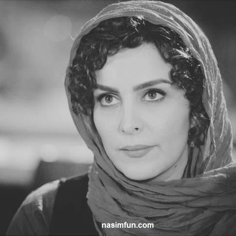 چهره وگریم متفاوت ماه چهره خلیلی باموهای فردر فیلم نیمکت !!!+عکس