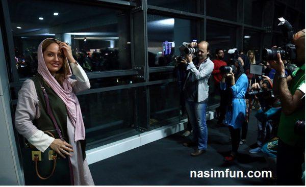 مهناز افشار در اکران خصوصی فیلم سینمایی (من)!!+عکس
