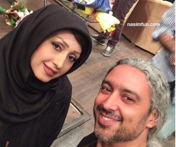 عکس های جدید مازیار فلاحی(خواننده موسیقی پاپ) و همسرش