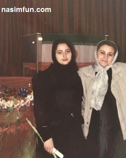 ناراحتی نفیسه روشن بخاطر اخبار دروغ دررابطه با نوع حجابش!!