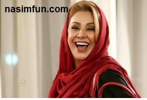 شباهت نسرین مقانلو و مجسمه اش!!!+عکس
