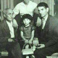 عکس زیرخاکی ازپدر شعر نو(نیما یوشیج) و استاد شهریار