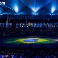 تصاویری زیبا و جالب از مراسم اختتامیه المپیک ۲۰۱۶+عکس