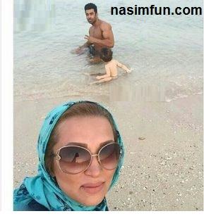 عکس جنجالی روناک یونسی و همسر برهنه اش!!!+عکس
