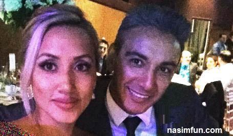 عکس های جدید شادمهرعقیلی و همسرش درمراسم عروسی