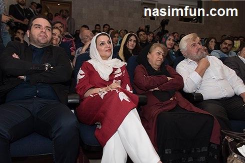 جشن تولد 63سالگی بازیگر سرشناس کشورمان+عکس