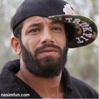 فیلم امیر تتلو با لباس زندانی در حال انتقال از دادگاه+دانلود فیلم