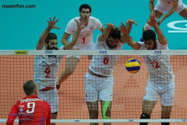 از شایعه تا واقیعت باخت عمدی تیم والیبال ایران به روسیه!!!+عکس