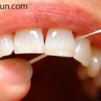 ایا میدانستید نخ دندان برای سلامت دندان تاثیری ندارد!