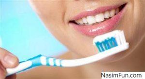 نخ دندان برای سلامت دندان تاثیری ندارد
