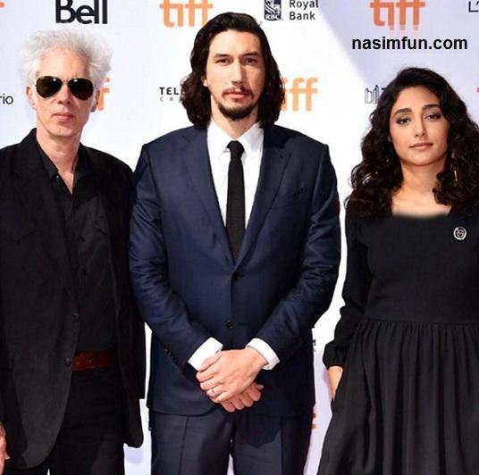 عکس های جدید گلشیفته فراهانی روی فرش قرمز جشنواره فیلم تورنتو!!+عکس