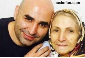 مادر علی مشهدی کمدین معروف خندوانه در گذشت!!!+عکس