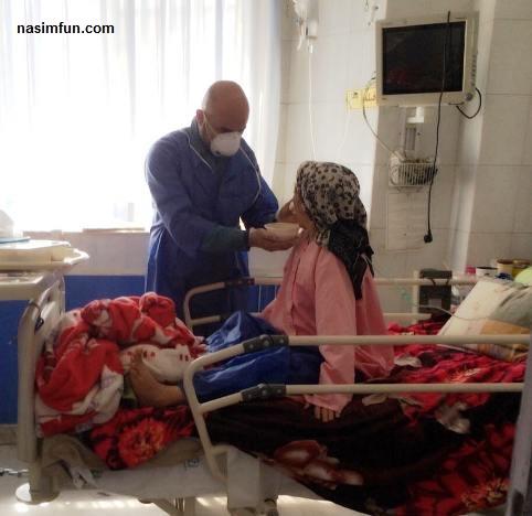 علی مسعودی بعد از فوت مادرش چه نوشت؟