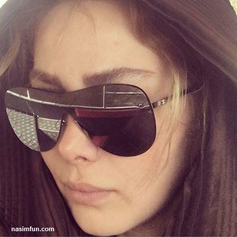 عکس های جدید آنا نعمتی دردل طبیعت!!!+عکس