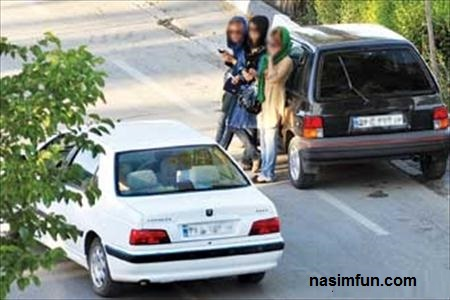 دختران فراری درکوچه پس کوچه ها و خیابان های تهران!!!+ازآمار تاوضعیت