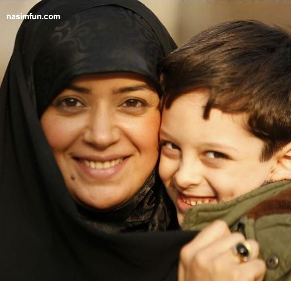 آرزو کردن (فرشید نوابی )همسر سابق الهام چرخنده برای سلامتی الهام چرخنده!!!+عکس