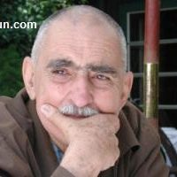 سنگ قبر ایرج افشار را دزدیدن!!!+عکس