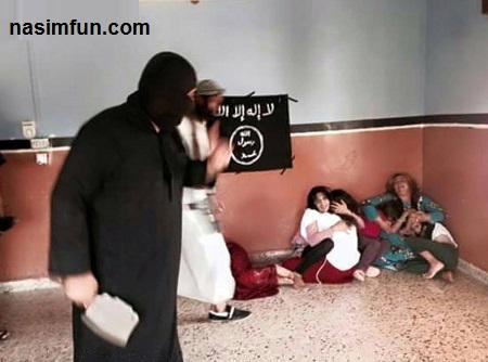 فروختن دختر زیبای عراقی اسیر داعش !!!+عکس