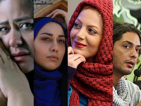 بازگشت بازیگران ایرانی که شبکه جم پیوستن به ایران!!!+عکس