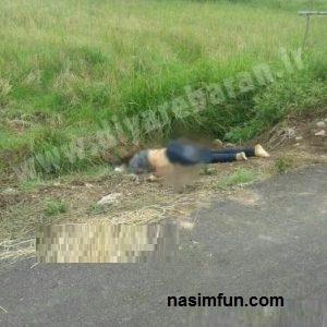کشف جسد لخت زن ۳۰ ساله در کنار جاده !!!! + ماجرای قتل