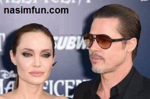 علت طلاق آنجلینا جولی و برد پیت!+عکس