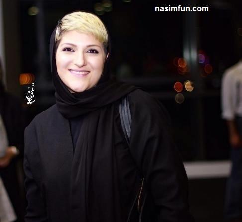 ملانی خواننده زن و همخوان خواننده رپ آرمین ۲afm دراکران فیلم اروند!!+عکس