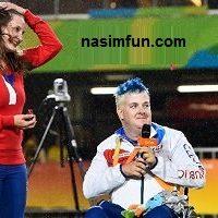 خواستگاری جالب وباور نکردنی در پارالمپیک ۲۰۱۶ !!!!+ عکس