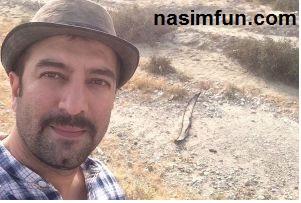 گردش مجید صالحی همراه با دوقلو هایش حنا و آروین!!!+عکس