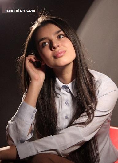 عکس های المیرا عبدرزکووا زیباترین دختر روسیه مقلب به ملکه زیبایی !!+عکس