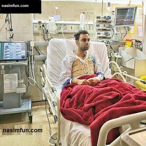 آخرین وضعیت مهدی ماهانی در بیمارستان!!!+عکس