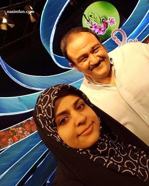 سلفی مهران غفوریان با خواهرش زهرا!!!+عکس